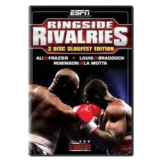 FREE SHIPPING NEW ESPN Ringside Rivalries Muhammad Ali vs. Frazier Thrilla in Manila AND MORE