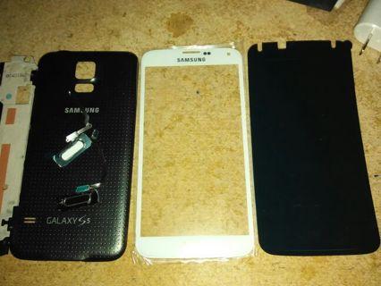 Samsung galaxy S5 parts