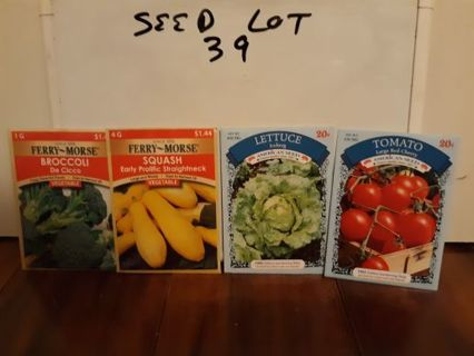 Seed Lot 39