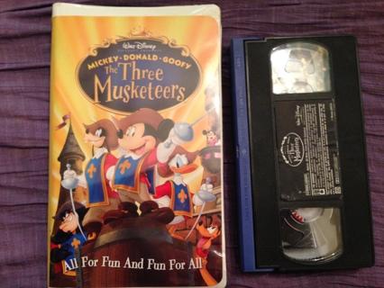mickey donald goofy three musketeers full movie
