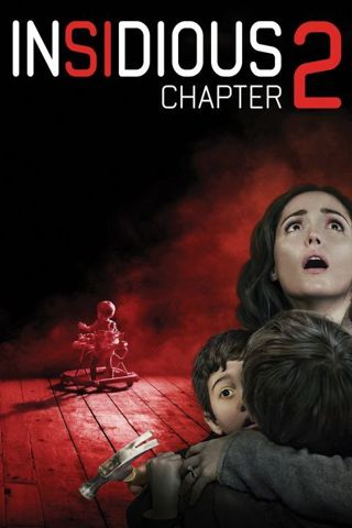 Insidious Chapter 2 Digital Copy Ultraviolet possible SD