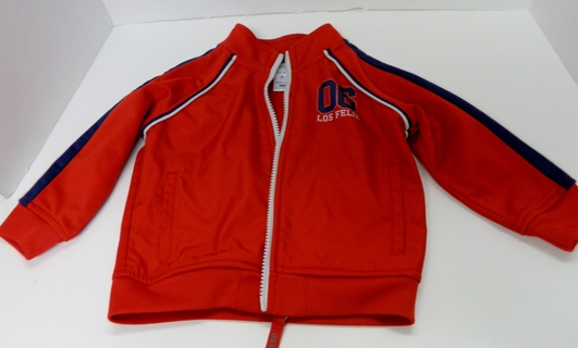 Old Navy Red White and Blue Jacket Baby Size 18 to 24 Months.