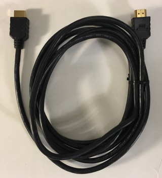 HDMI 9.5ft High Definition High Speed Cable for PS4, XBox One, Blu-Ray Player, HD Cable Box, Roku