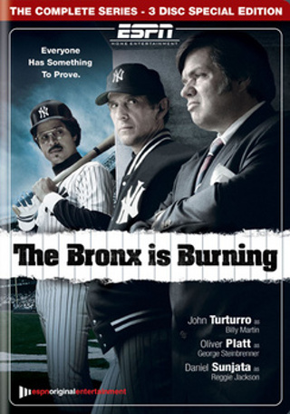 NEW The Bronx is Burning Complete Series on 3 Discs