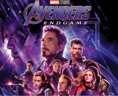 Avengers Endgame MA Digital Code