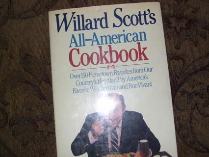 Willard Scott's All American Cookbook