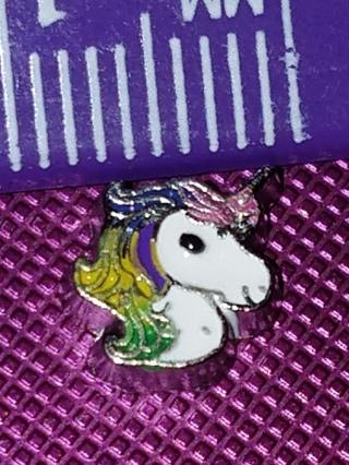 Unicorn Living Locket Charm