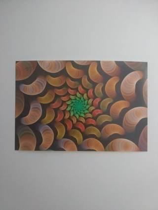 Cool Beans [PREMIUM] Fractal Print