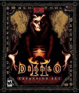 PC Computer Game - Diablo 2: Expansion Set (Lord of Destruction)