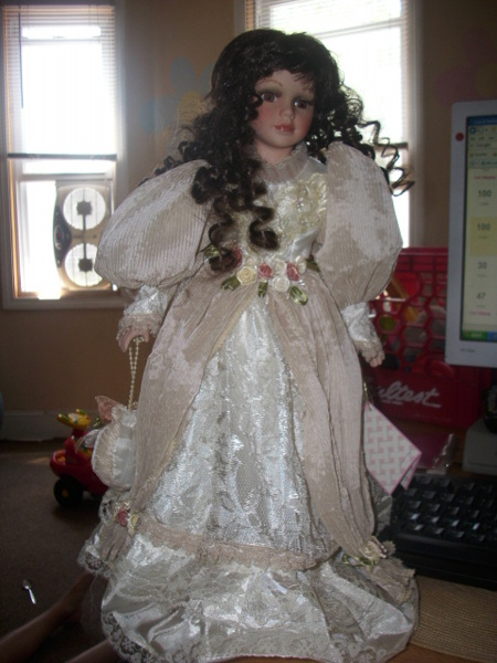 Free: Porcelain Doll from j. misa collection - Other ...