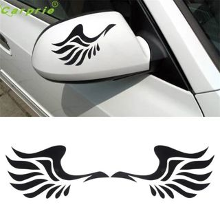 High Quality Fashion Wing Design 3D Decoration Sticker For Car