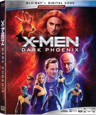 X-Men : Dark Phoenix (Digital HD Download Code Only) *Michael Fassbender* *Sophie Turner* *Marvel*