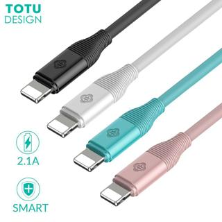 TOTU Original USB Cable for iPhone X 8 7 6 6S Plus Fast Charging Data Cable for iPhone 5 5S USB Ch