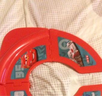 cars travel potty seat