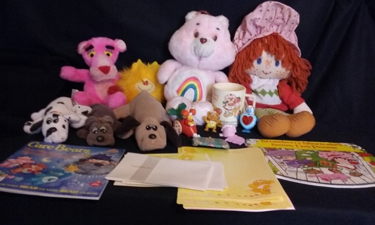 Any Other 80's Babies Out There? Flashback Toy Lot ~ Free Shipping!