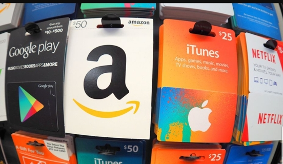 GROWING $15 GIFT CARD OF YOUR CHOICE