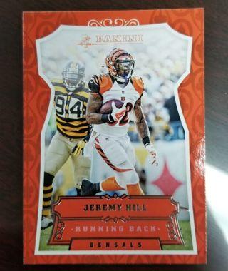 2016 Panini NFL #86 Jeremy Hill
