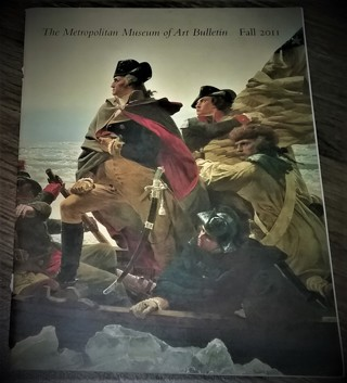 """2011 """"Washington Crossing the Delaware"""" - softcover - 48 pages - 8 1/2"""" x 11"""" - Excellent condition"""