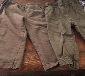 Toddler pants