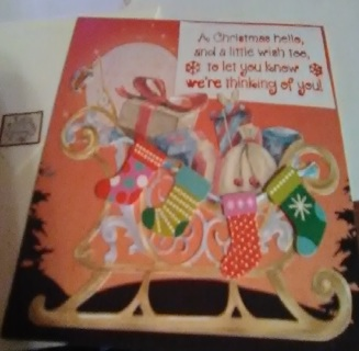 Christmas Card - New Size