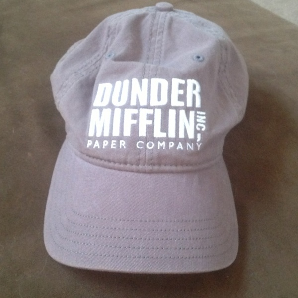 Free  The Office  Dunder Mifflin Employees Hat - Other DVDs   Movies ... 894f56bc9e9