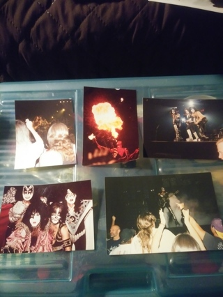 selection of kiss photos