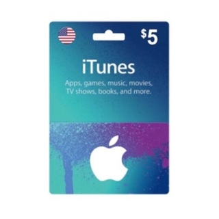 $5 iTunes Digital Code (USA ONLY) ~ QUICK DELIVERY! ⭐️