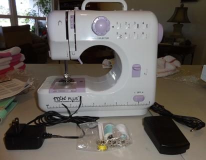 Pixie Plus Sewing Machine