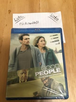 Good People - Bluray Movie
