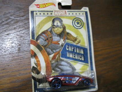 Hot Wheels MARVEL Captain America