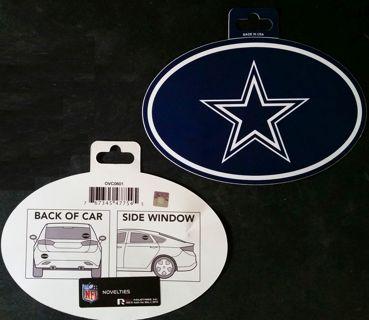 NFL Dallas Cowboys Decal