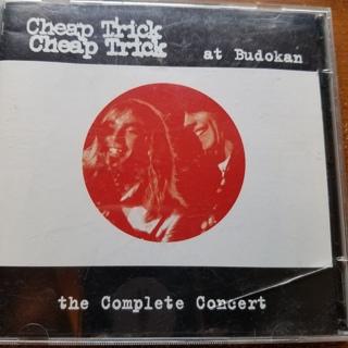 "Cheap Trick CD ""Live at Budokan"""