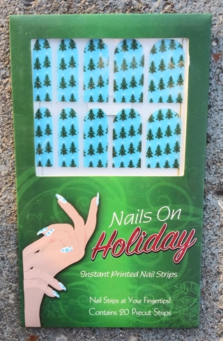 CHRISTMAS NAIL ART LOT 1