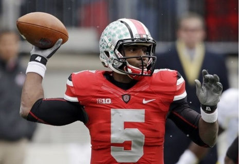 info for d8b25 f170f Free: Limited Edition Ohio State Buckeyes #5 Braxton Miller ...