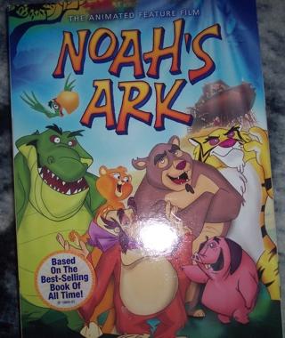 DVD: Noah's Ark