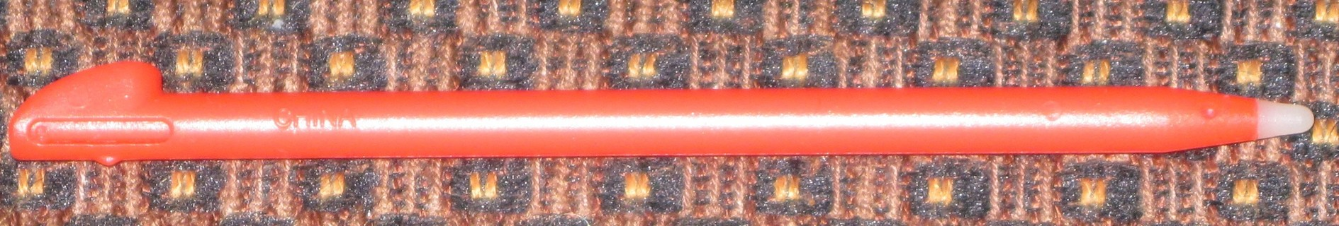 Small red stylus