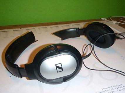 Sad mad broken headphones
