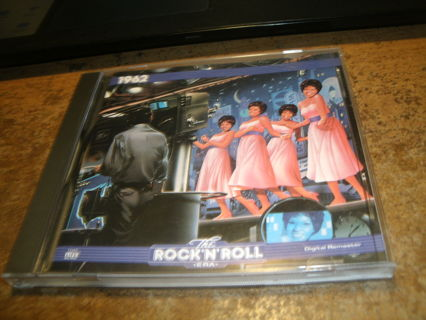cd-time life-the rock`n`roll era-1962-dion-beach boys-isley brothers&more!look!used-ex-rock