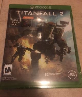 Free: Brand New Titan Falls 2 Xbox One Game - Xbox Games