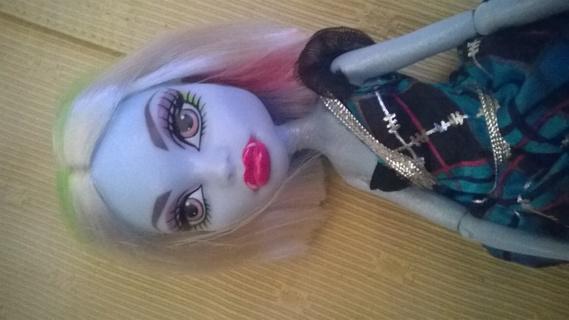 Beautiful Monster High Doll!!!