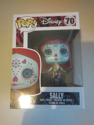 Sally 70 funko pop! Vinyl