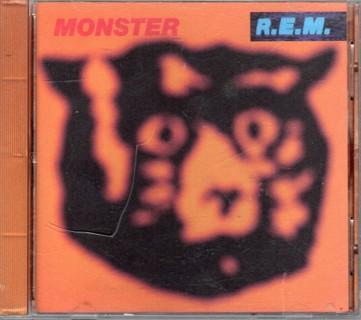 Monster - CD by R.E.M.