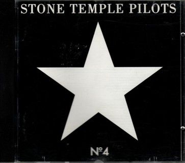 No 4 - CD by Stone Temple Pilots