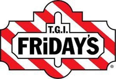 $10 TGI Fridays Egift Card