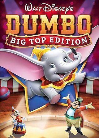 Disney Dumbo (DVD, 2006, Big Top Edition - Special Edition)