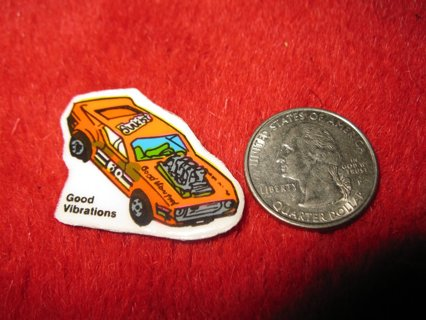 1980's Matchbox Off Road 4x4's Refrigerator Magnet: Good Vibrations