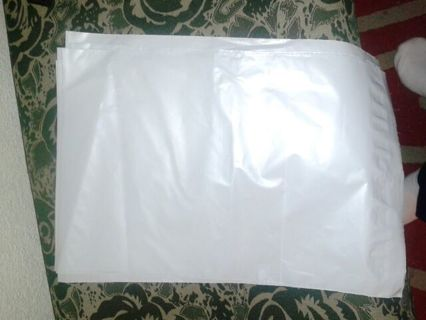 5 10 x 13 gray poly mailers