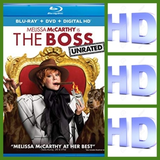The Boss 2016 ‧ Comedy ‧ 1h 44m HD DIGITAL CODE --UNRATED