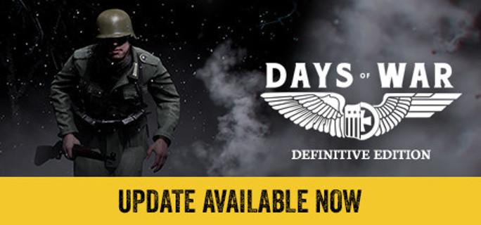Days of War: Definitive Edition [Steam key]