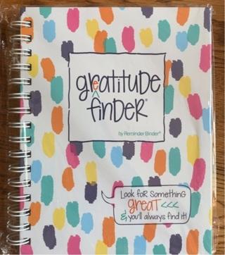 New Gratitude finder journal